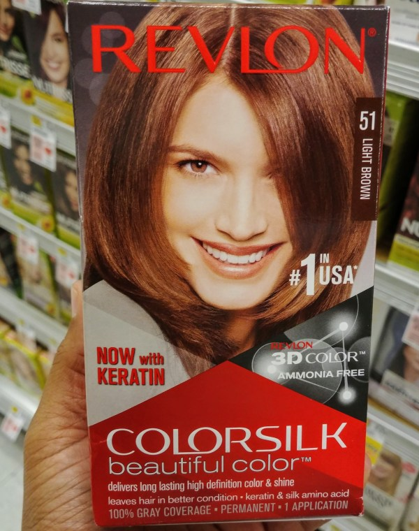 Revlon Colorsilk at Shoprite