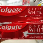 Colgate Optic White Toothpaste at Walgreens
