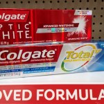 Colgate Opric White & Colgate Total Toothpaste at CVS