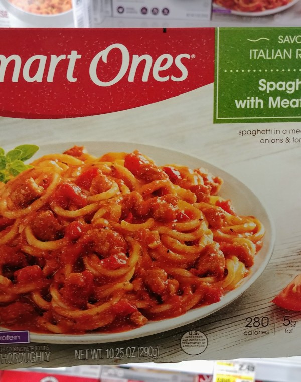 Smart Ones Entrees at Shoprite