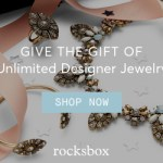 Score One Month of FREE Rocksbox Fashion Jewelry & FREE Shipping!