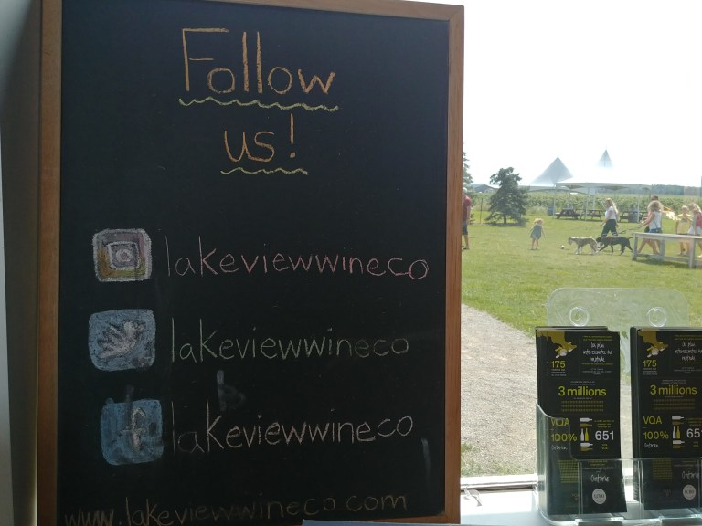 Lakeview Wine Company
