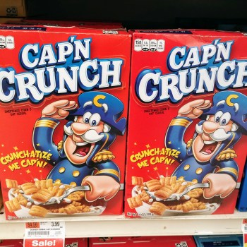 Quaker Cap N Crunch Cereal at Acme