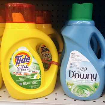 Tide & Downy at Rite Aid