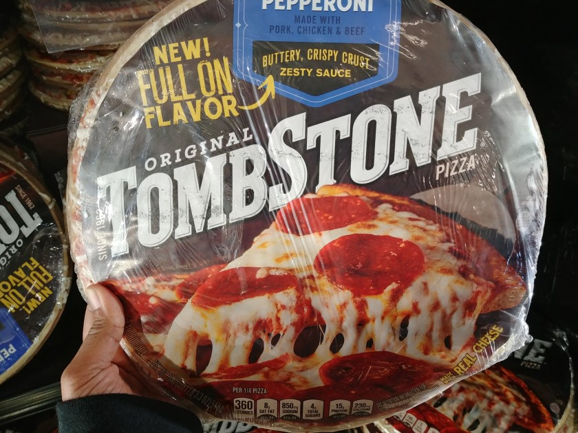 Tombstone Pizza at Acme