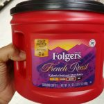 Folgers Ground Coffee at Shoprite