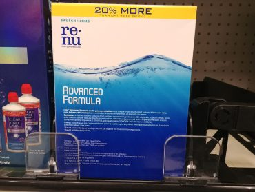 Renu Lenses Cleaner at Target