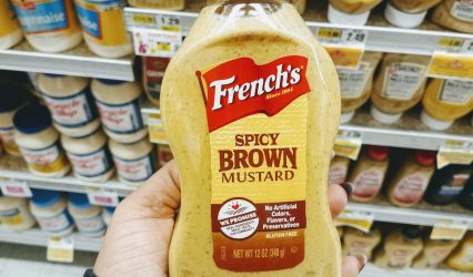 French's Spicy Brown Mustard at Shoprite