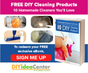 10 free diy cleaning products