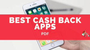 Best Cash Back Apps