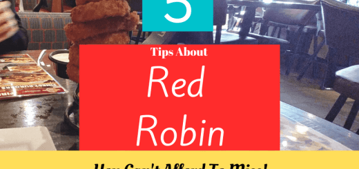 5 Tips about Red Robin You Can't Afford to Miss