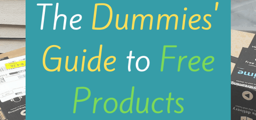 The Dummies' Guide to free products