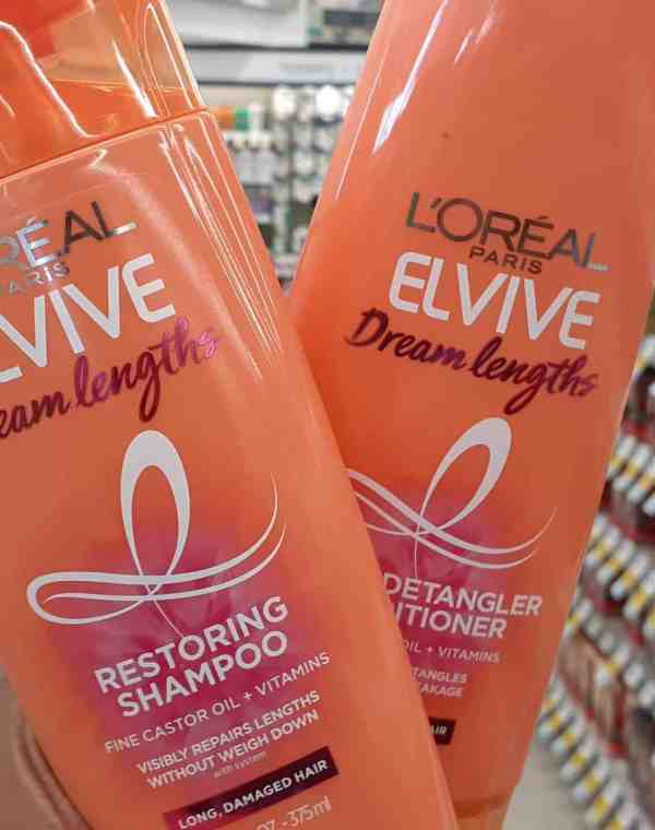 L'Oreal Elvive at Walgreens