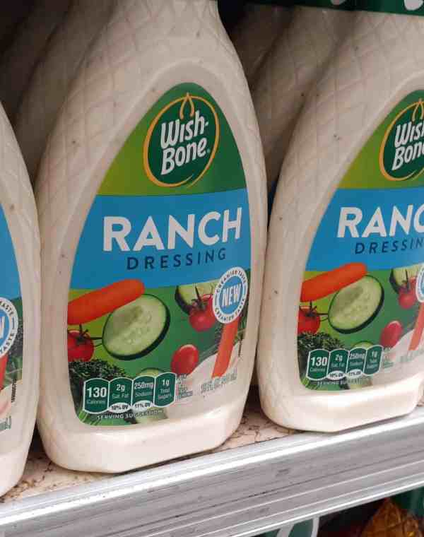Wish-Bone Salad Dressing at Shoprite