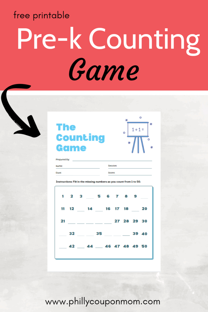 Counting game image