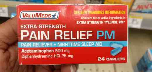 ValuMeds Pain Relief at Walgreens