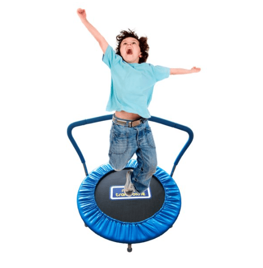 my first trampoline at walmart
