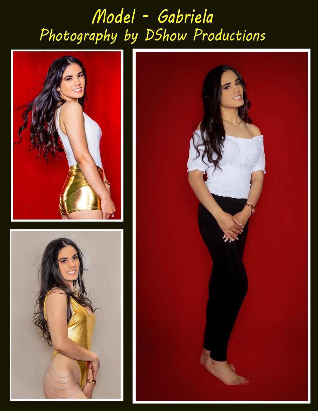 Gabriela Philly Model