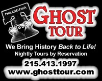 Ghost Tour Philadelphia