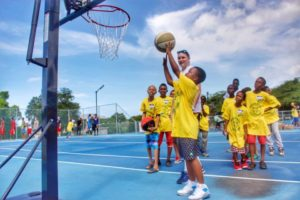 Youth Leadership and Basketball Worldwide