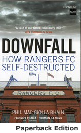 Downfall how rangers self destructed in paperback