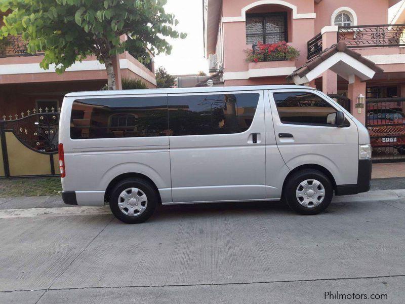 Philippines Toyota Hi Ace