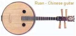 Ruan - Chinese guitar