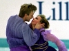 Torvill and Dean with their Bolero moment