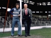 Anfield legends Bill Shankly and Kevin Keegan