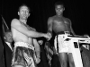 Muhammad Ali and Henry Cooper 1966