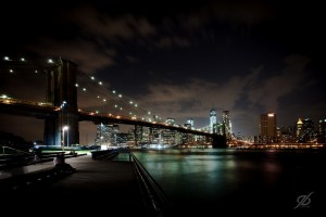 Places – Brooklyn Bridge New York