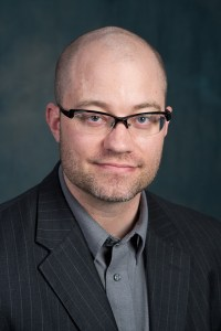 Photo of Dr. Shane Courtland.