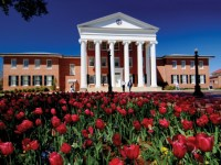 The Lyceum building at the University of Mississippi.