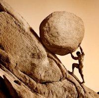 Sisyphus.
