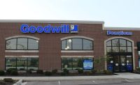 Photo of a Goodwill location.
