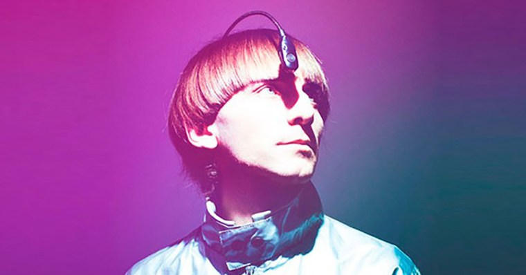 Neil Harbisson, who hears colors that he cannot see.