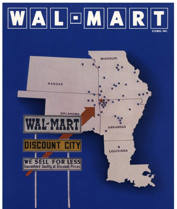 Wal Marts 1974 Annual Report Sometimes You Get What You Pay For