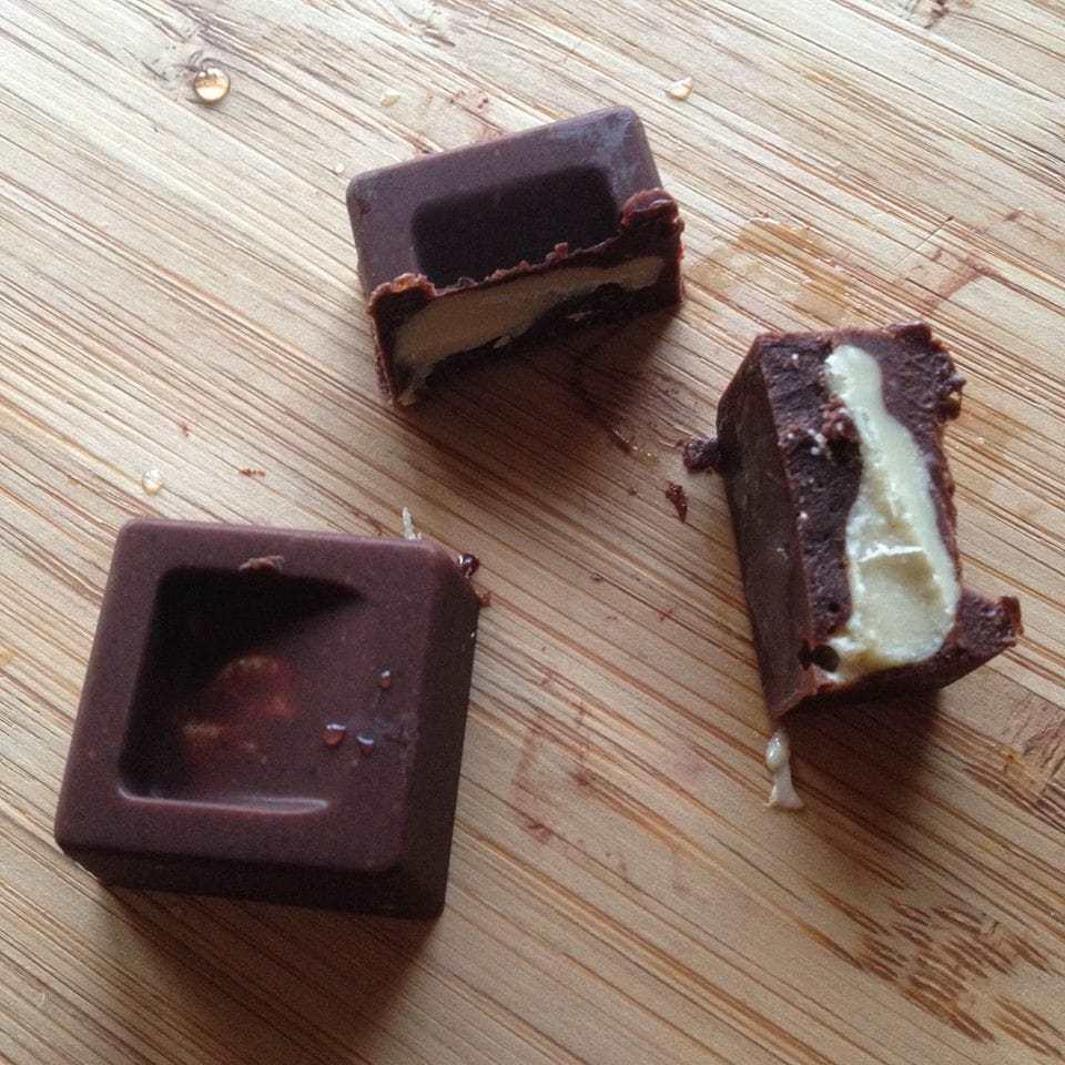 chocolat à croquer
