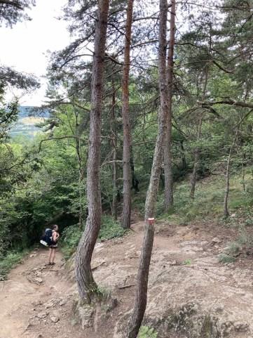 chemin de Compostelle Rochegude