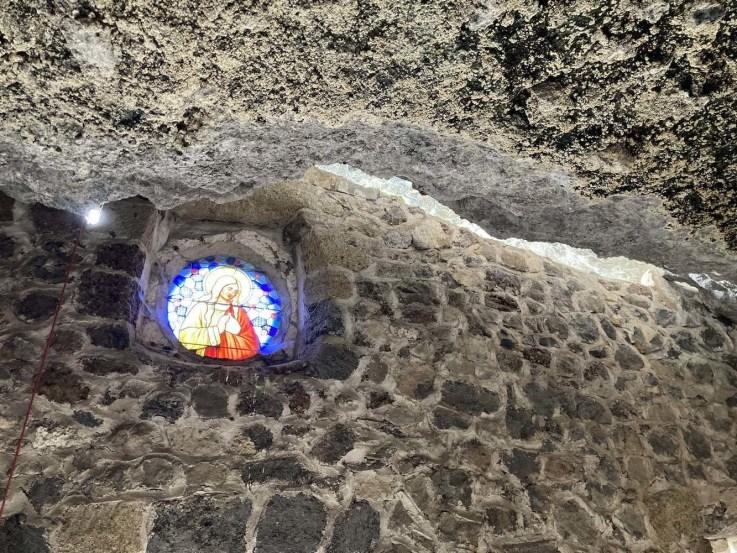 chemin de Compostelle chapelle Madeleine