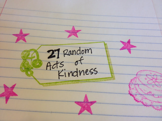 3 Reasons Random Acts of Kindness Matter