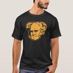 Schopenhauer Portrait Design