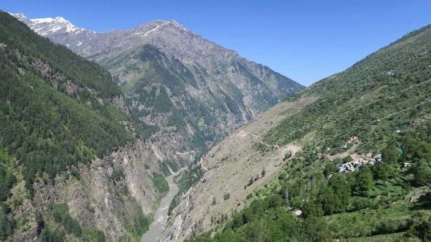 Killar, Himalaja, India