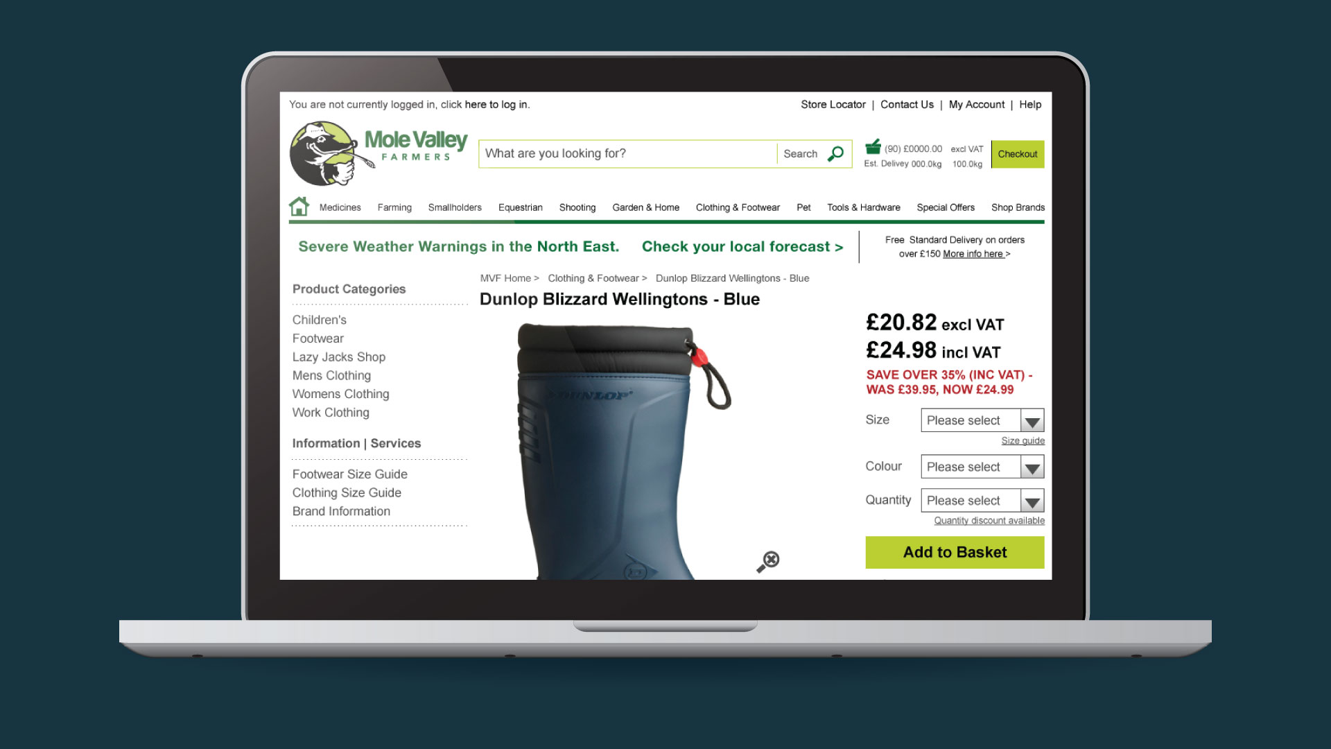 User Experience and Ecommerce Design in Devon