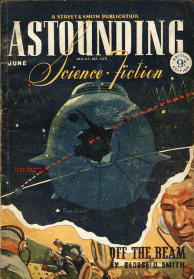 Astounding Science Fiction, February 1944