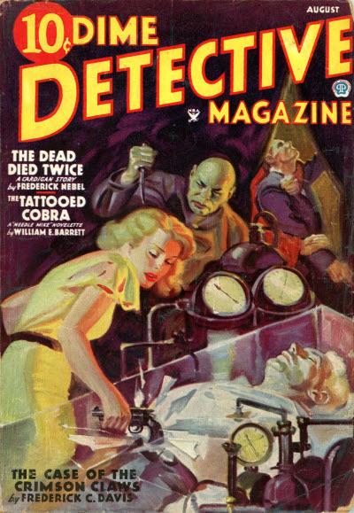 private detective magazine | Tumblr