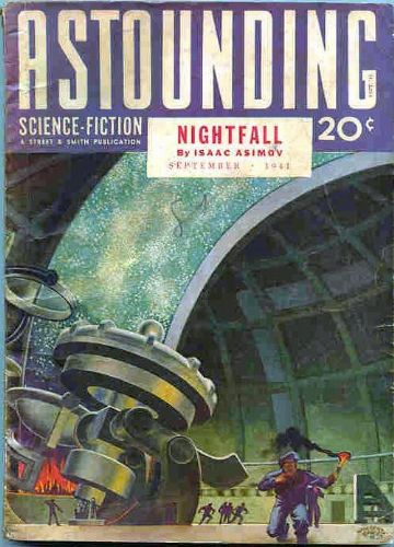 Image result for astounding september 1941