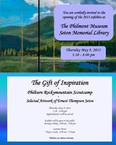 2013 museum invitation