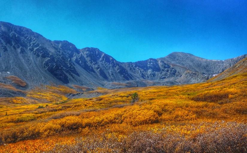 Grays Peak, CO