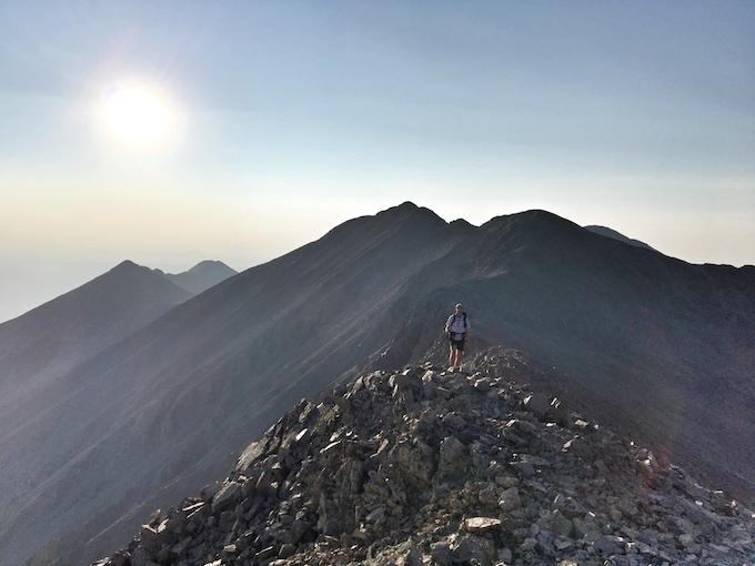 Tabeguache Peak, 2018
